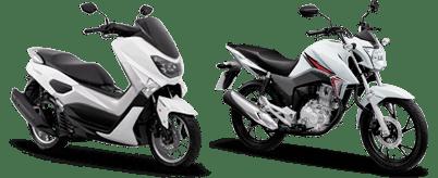 Motos até 300 cilindradas